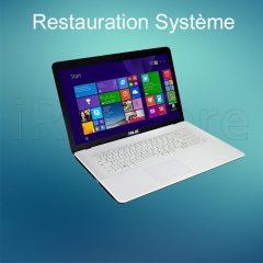 Restauration Système d'exploitation Windows