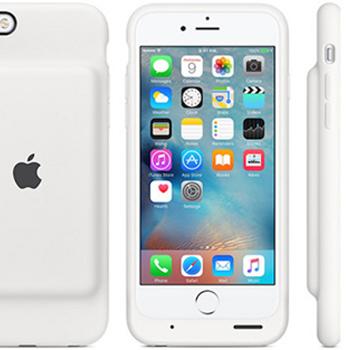Apple propose sa première coque-batterie pour l'iPhone 6 et 6S