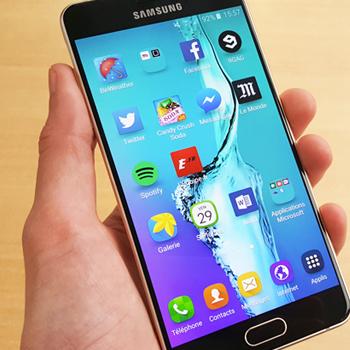 Le Samsung A5 2016 en 120 secondes